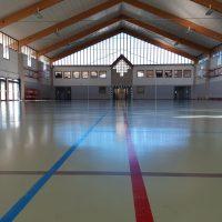 salle de sport hall
